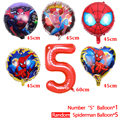 6pc Balloons 5