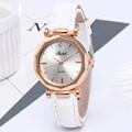 Fashion Women Leather Casual Watch Luxury Analog Quartz Crystal Wristwatch часы женские наручные смарт часы часы женские 2020 preview-4