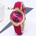 Fashion Women Leather Casual Watch Luxury Analog Quartz Crystal Wristwatch часы женские наручные смарт часы часы женские 2020 preview-6