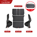 Leather trunk For Tesla model y trunk mat accessories model Y tesla Y accessoires All-inclusive back box cushion 7pcs/set preview-3