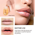 Day Night Instant Volume Lip Plumper Oil Clear Lasting Nourishing Repairing Reduce Lip Fine Line Care Lip Sexy Beauty Cosmetic preview-3