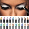 2019 Professional High Quality Eye Shadow Pen Beauty Highlighter Eyeshadow Pencil 116mm Wholesale Eye Pencil preview-1