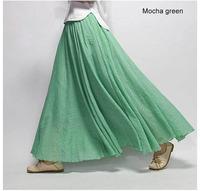 Mocha green