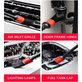 5pcs Car Wash Car Detailing Brush Auto Cleaning Car Cleaning Tools Detailing Set Dashboard Accessories Air Outlet Cleaning Brush preview-6