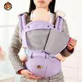 Ergonomic Baby Carrier Infant Kid Baby Hipseat Sling Front Facing Kangaroo Baby Wrap Carrier for Baby Travel 0-36 Months preview-6