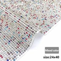 mixed color 24x40cm