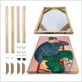 Solid Wood Picture Frame Painting Factory Provides PictureWall DIY Picture Framed 60x50 50x40 40x30 CM preview-1