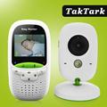 TakTark Wireless 2.0 inch Video Color Baby Monitor Security Camera Baby Nanny Intercom Night Vision Temperature Monitoring preview-1