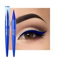 1pc Waterproof Eyeliner Black/Blue/Brown Matte Longlasting Eye Makeup Quick Drying Smudge-proof Eyeliner Pencil wholesale preview-1