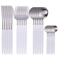 matte white silver61