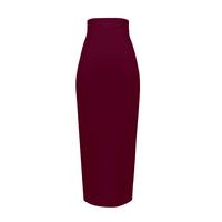 H666-Wine Red