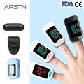 Finger Pulse Oximeter De Dedo Pulso Oximetro пульсоксим Oxymeter Pulsioximetro Medical Blood Oxygen Meter Heart Rate LED OLED preview-1