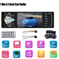 New4.1 Inch HD Large Screen Hands-free Car MP5 Player Card U Disk Radio Reversing Audio Player Radio Station With Remote Control preview-1