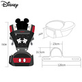 Disney 0-48 Month Baby Carrier Multi-Function Ergonomic Kangaroo Baby Sling Ergonomic Front Facing Infant Baby Hip Seat Carrier preview-5