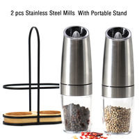2pc Steel Stand A
