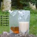 Transparent Folding Water Bag Evacuation Disaster Prevention Goods Water Tank Bag Portable Large Capacity Camp Cooking Supplies preview-2