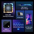 realme Narzo 30A Global Version Smartphone 4GB 64GB Helio G85 6.5 Inch Fullscreen 13MP AI Dual Camera 6000mAh 18W Quick Charge preview-2