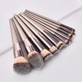 22 PCs Makeup Brushes Champagne Gold Premium Synthetic Concealers Foundation Powder Eye Shadows Makeup Brushes preview-4