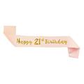 Happy 21th Birthday