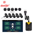 Deelife Android TPMS for Car Radio DVD Player Tire Pressure Monitoring System Spare Tyre Internal External Sensor USB TMPS preview-1