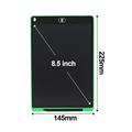 8.5 inch Green