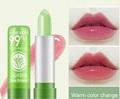 1PC Moisture Lip Balm Long-Lasting Natural Aloe Vera Lipstick Color Mood Changing Long Lasting Moisturizing Lipstick Anti Aging preview-2