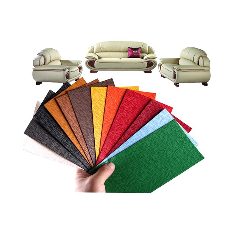 4*8INCH Self-Adhesive PU Leather Repair Patch  Paste Sofa Rectangular10*20CM Seat Bed Scrapbook Fabric Sticker Badge