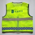 Reflective Mesh Safety Vest High Visibility Multi Pockets Breathable Workwear Construction Work preview-2
