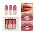 Lip Oil 3Pcs Set