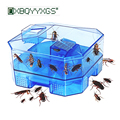 4pcs Cockroach Trap Fifth Upgrade Safe Efficient Anti Cockroaches Killer Plus Large Repeller No Pollute For Home Office Kitchen preview-1