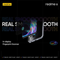 realme 8 Russian Global Version 6GB 128GB 30W SuperDart Charge Helio G95 AMOLED Display 64MP Camera 5000mAh Battery NFC Phone preview-3