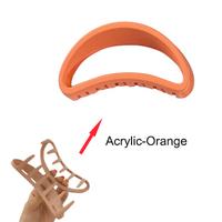 Acrylic-Orange