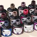 UR SUGAR 7.5ml Glitter UV Gel Nail Polish Glitter Sequins Soak Off UV Gel Varnish Colorful Nail Gel Polish DIY Nail Art Polish preview-3