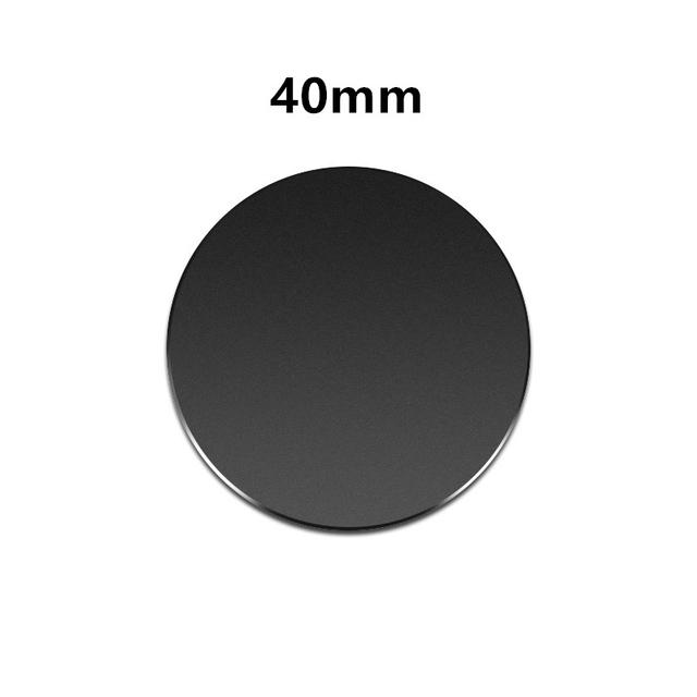 1PCS Black 40x40