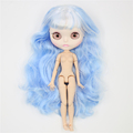 ICY DBS Blyth doll 1/6 bjd toy natural skin shiny face short hair white skin tan skin joint body 30cm girls gift anime girls preview-6