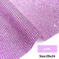 pink 20x24cm