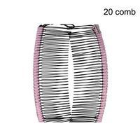Pink 20 comb