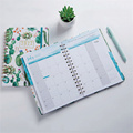 A5 2022 Diary Weekly Planner English Version Agenda Spiral Organizer Notebook Goals Habit Schedules Stationery School Supplies preview-5