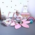 Foldable Baby Bath Bub Pad Cute Baby Flower Bath Mat Infant Bath Lotus Cushion Children Bath Safety Pad preview-2