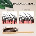 1PC Professional Denman Brush USA Oak Wood Hair Brush Airbag Brush Soft Boar Bristle Brush Hair Straightener Wood Brush For Hair preview-5