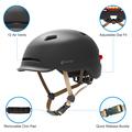 Smart4u City Urban Helmet Sport Adult Cycling Smart Signal Light CPSC/RoHS/EN1078/GB Certification Brake Sensor Lamp Weight 370g preview-2