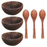 3 spoon 3 bowl