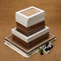 15pcs wood and white