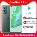 Original OnePlus 9 Pro 5G Smart phone Snapdragon 888 6.7'' 3216x1440 120Hz Screen 65W Wrap Charge 50W Wireless Charge NFC preview-1