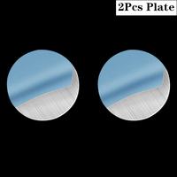 2Pcs Plate