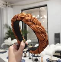 orange hairband 1