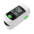 Finger Oximeter Digital Fingertip Pulse Oximeter Blood Oxygen Saturation Meter Finger SPO2 PR  Heart Rate Monitor Health Care preview-2