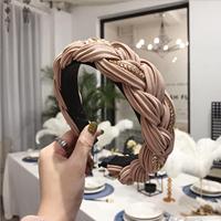 beige hairband
