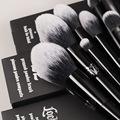 10Pcs Makeup Brushes Set Cosmetic Foundation Powder Blush Eye Shadow Blending Concealer Beauty Kit Make Up Brush Tool Maquiagem preview-4