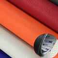 Self Adhesion Litchi Faux Synthetic Leather Patches Big Size Multicolor PU Sofa Hole Repair Car Sticker Decoration Waterproof preview-4